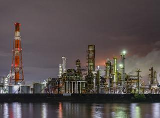 Cosmo Oil refinery