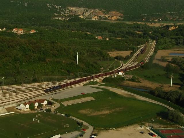 Knin Train Station Croatie Hrvatska 29-04-10a