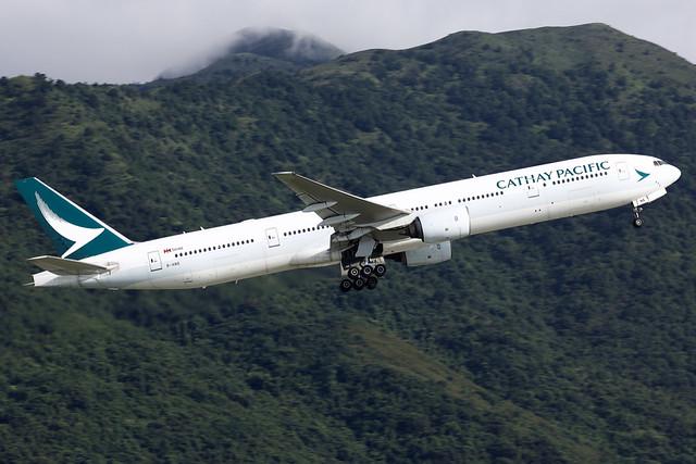 Cathay Pacific Airways | Boeing | 777-367 | B-HNE