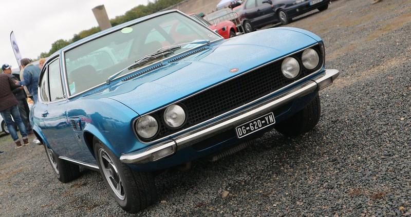 FIAT 2400 ( Dino Ferrari ) coupé Bertone  48928141046_3e4a3606e7_c