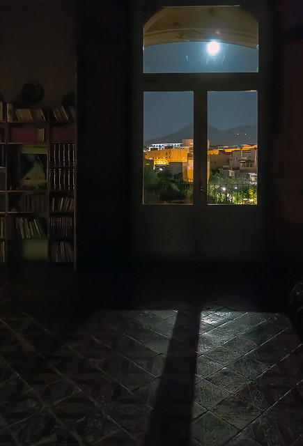 Moonlight goodnight