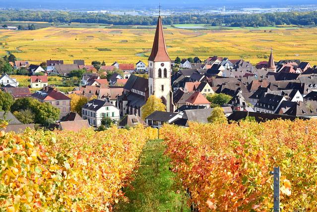 Ammerschwihr (Alsace, F)