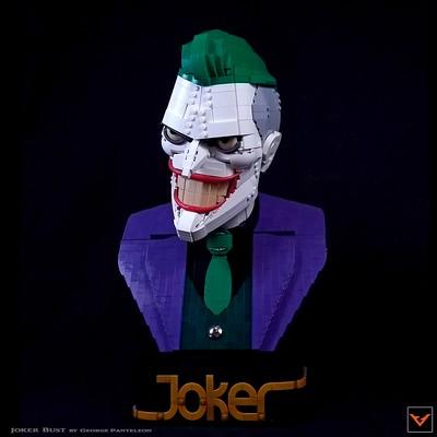 Joker Bust