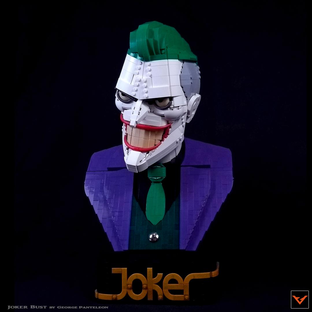 joker bruce timm lego