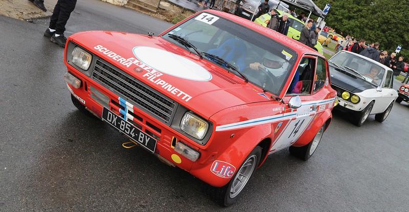 FIAT 128S 1300 Cm3 Groupe 2 Ex Scuderia Filipinetti  48928225588_e1d42971ac_c