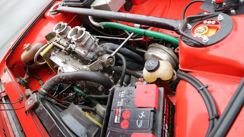 FIAT 128S 1300 Cm3 Groupe 2 Ex Scuderia Filipinetti  48928227573_a032eb58fe_c