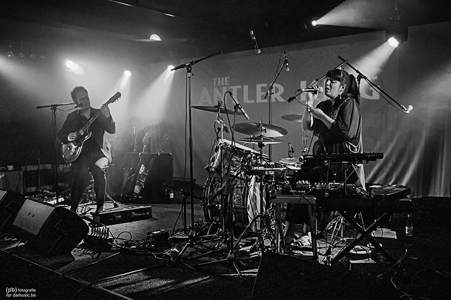 The Antler King + And They Spoke In Anthems @ N9 Eeklo 19/10/2019