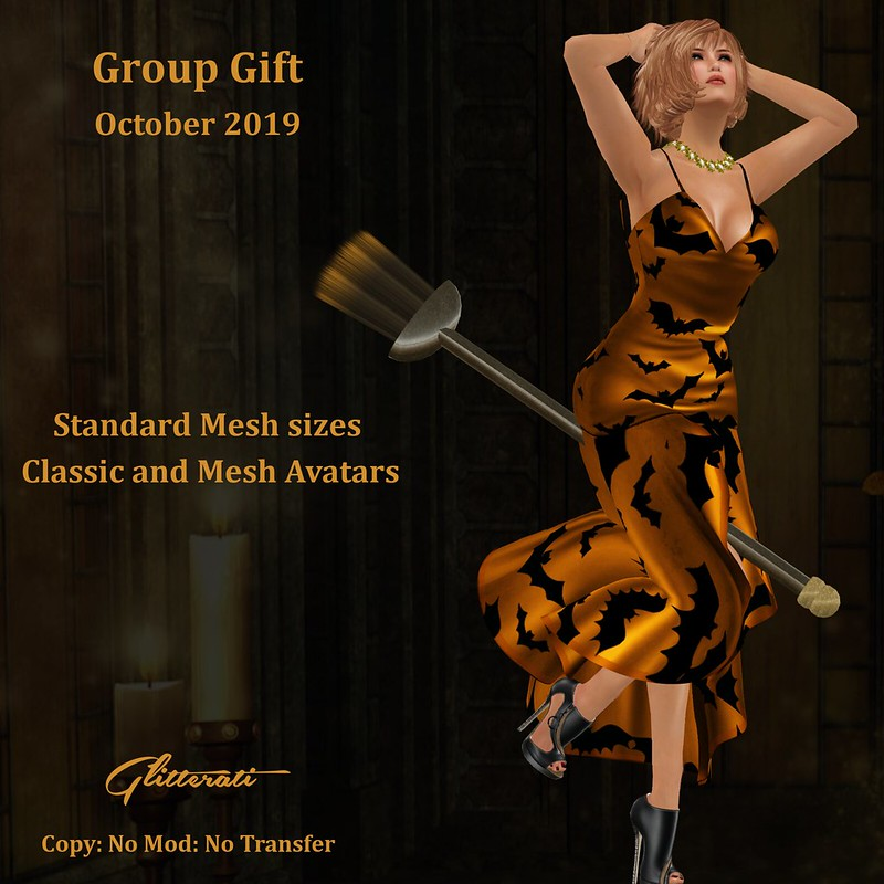 Group Gift - October 2019