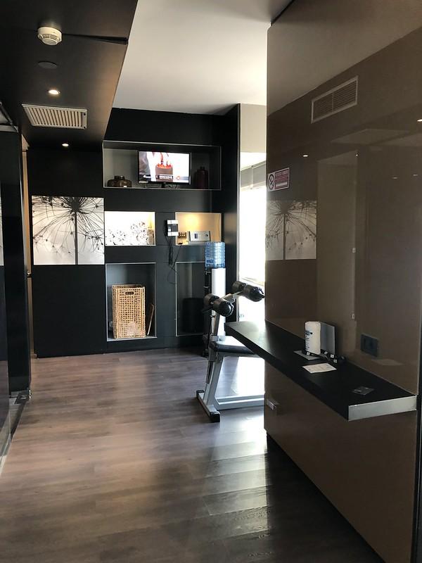 Ac Hotel Bologna - Fitness Center