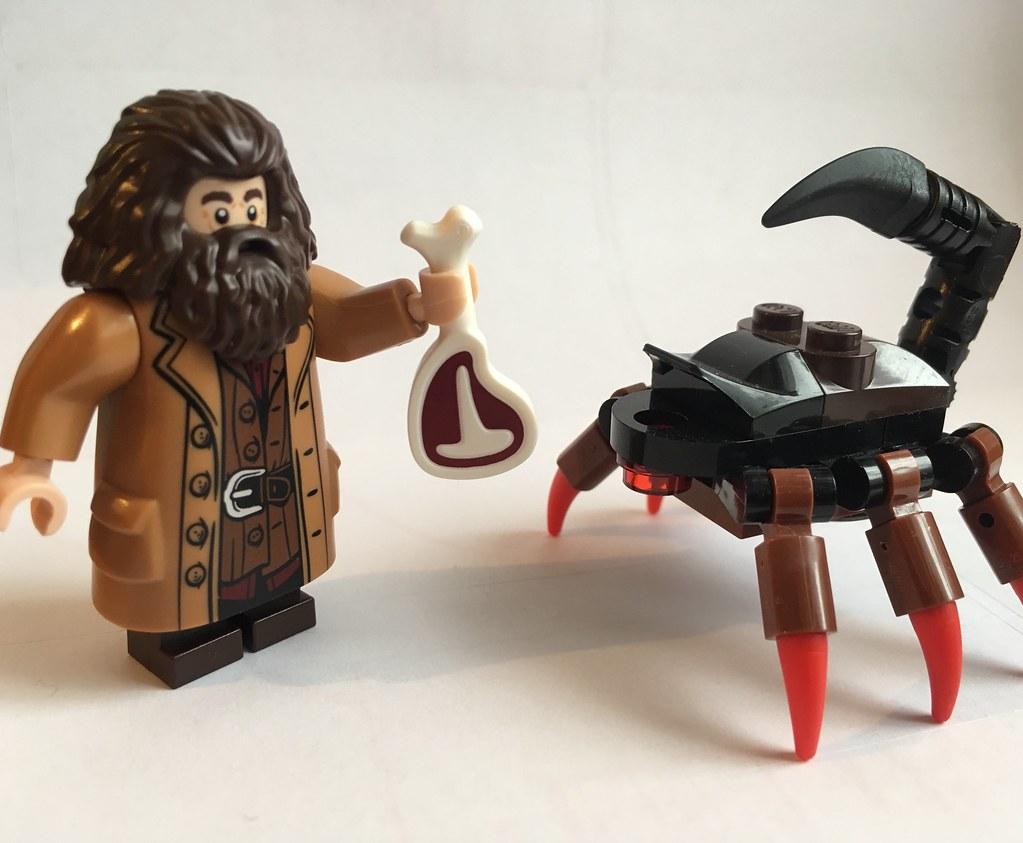 LEGO Harry Potter: Blast-Ended Skrewt