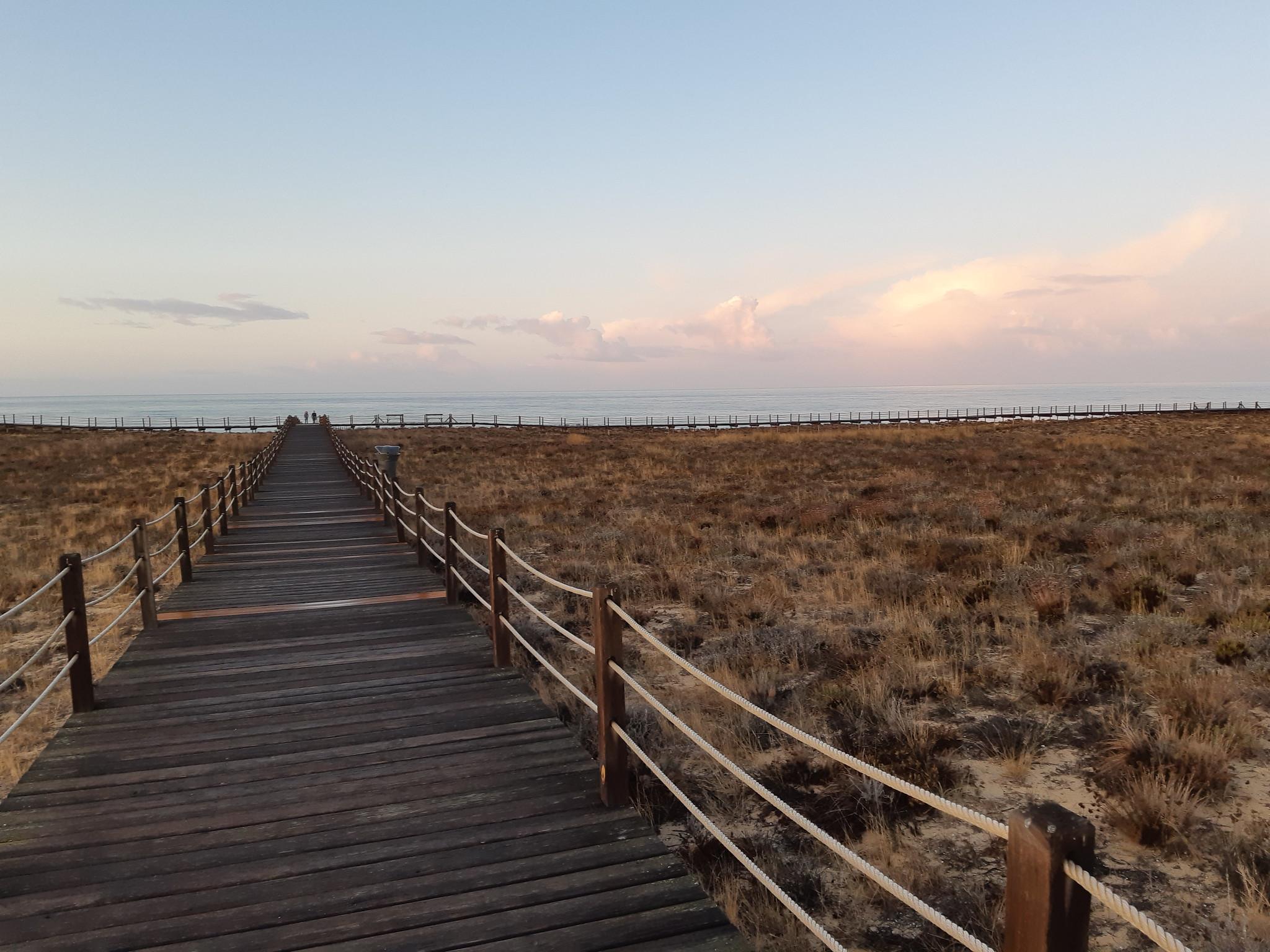 A8 Mot havet