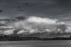Clouds over Gotland