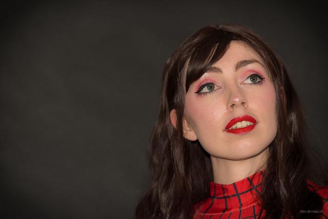 Spiderwoman.