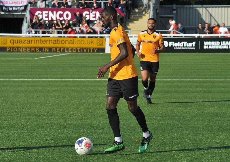 FACQ4 Maidstone United v Kings Langley 038