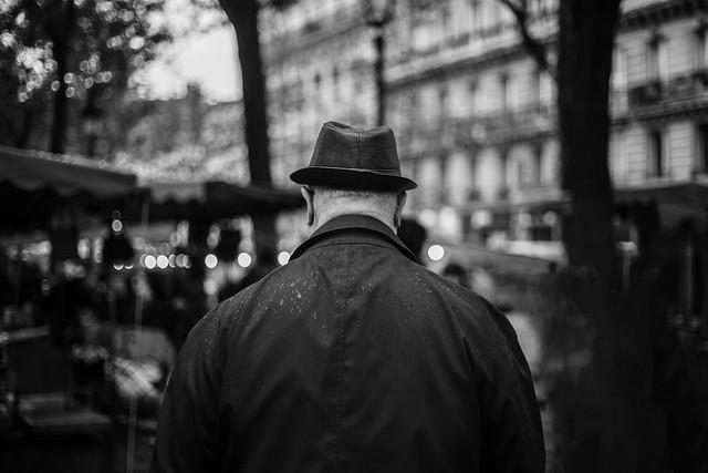 Paris, Marché Bastille (France 2019)