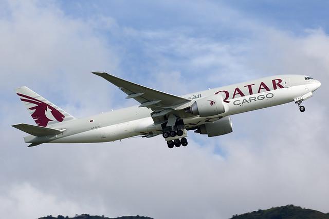 Qatar Airways Cargo | Boeing | 777-FDZ | A7-BFG