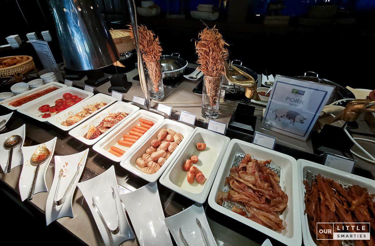 Holiday Inn Resort Phuket breakfast