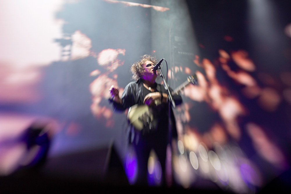 The Cure @ Foro Sol