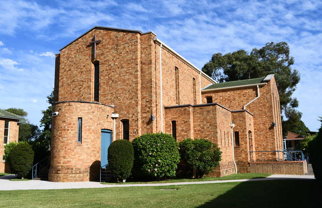 St Philip Catholic Church, Northbridge, Sydney, NSW.
