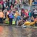 Port Townsend Kinetic Sculpture Race Lobster Pot Family Excursion Module exit step 2