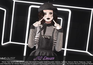 :: MS Design :: Mime Outfit
