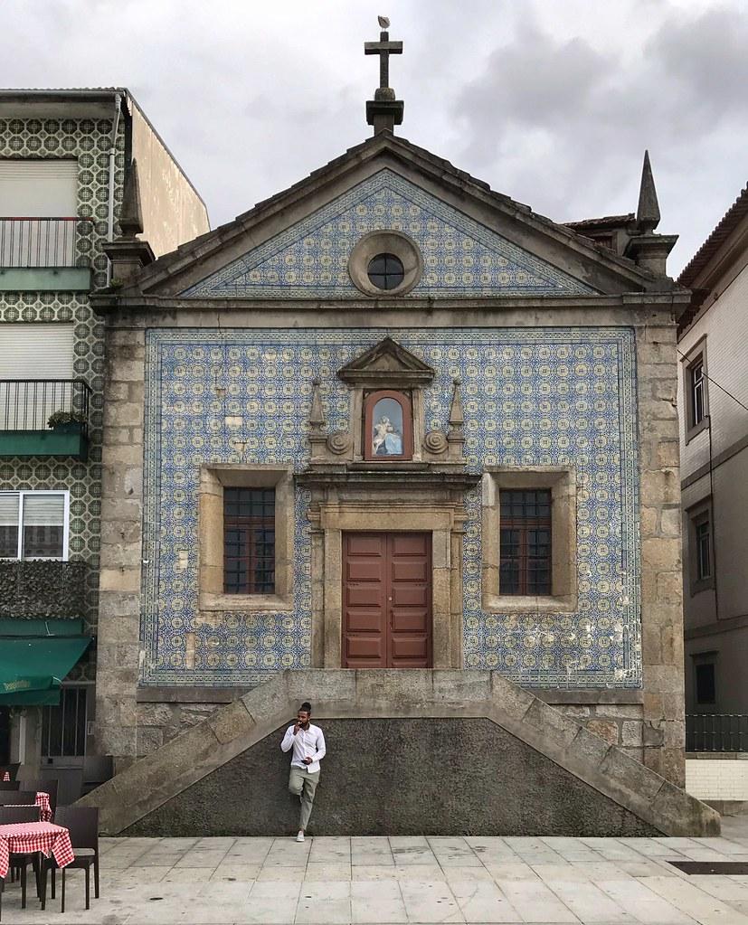 Azulejos in Vila Nova de Gaia