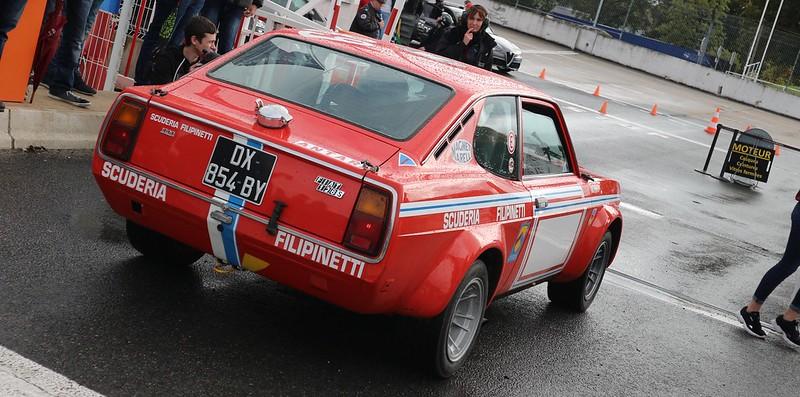 FIAT 128S 1300 Cm3 Groupe 2 Ex Scuderia Filipinetti  48928955217_4971f3360b_c