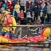 Port Townsend Kinetic Sculpture Race Lobster Pot sailin'