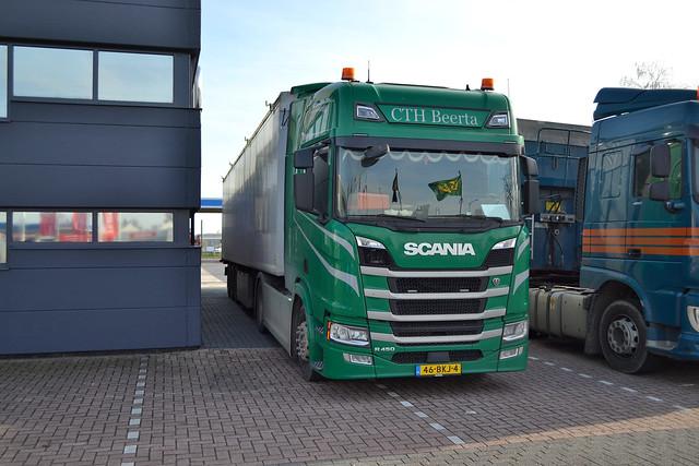 Scania R450NG CTH Beerta