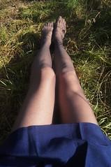 Sunny and sheer