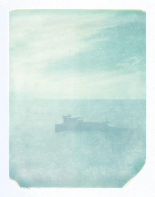 Polaroid Week Day 1 - The Blue Beyond
