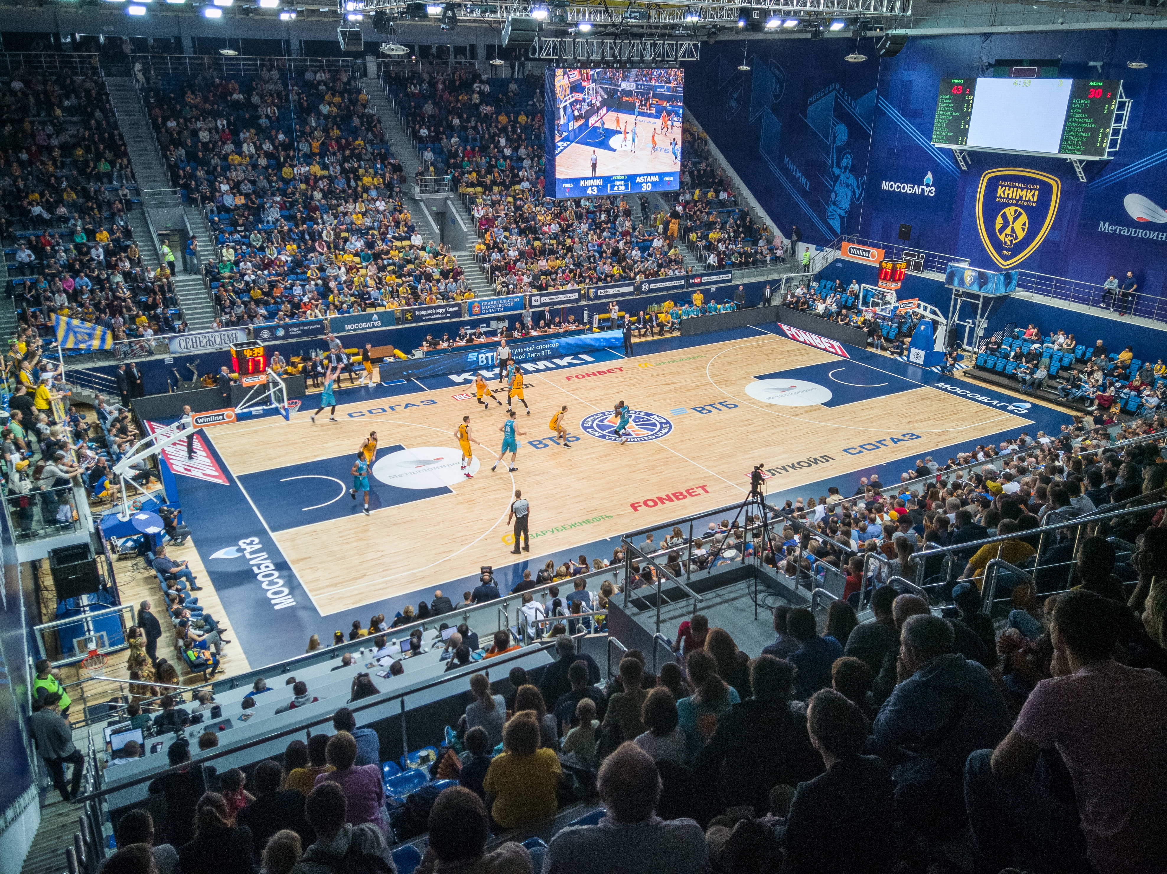 20/10/2019 Khimki-Astana 73:56