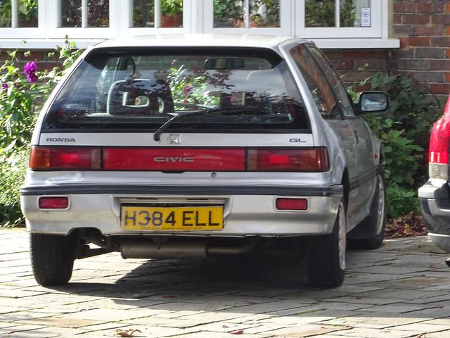 1990 Honda Civic 1.4 GL