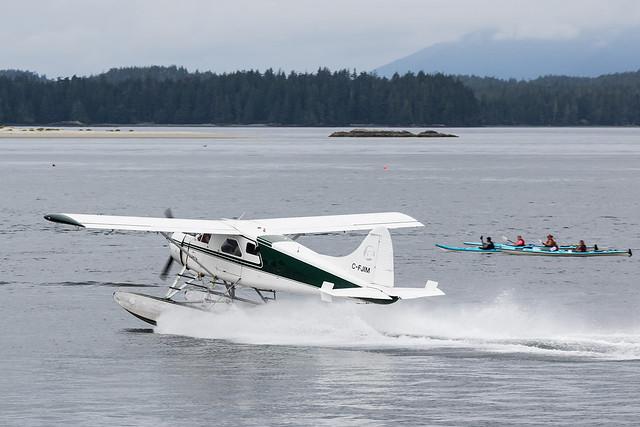 Tofino Air Lines DeHavilland DHC-2 Beaver 1 C-FJIM
