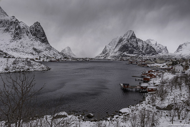Reine, Norway, Norway Is a place where we will come back, it is just so beautiful.