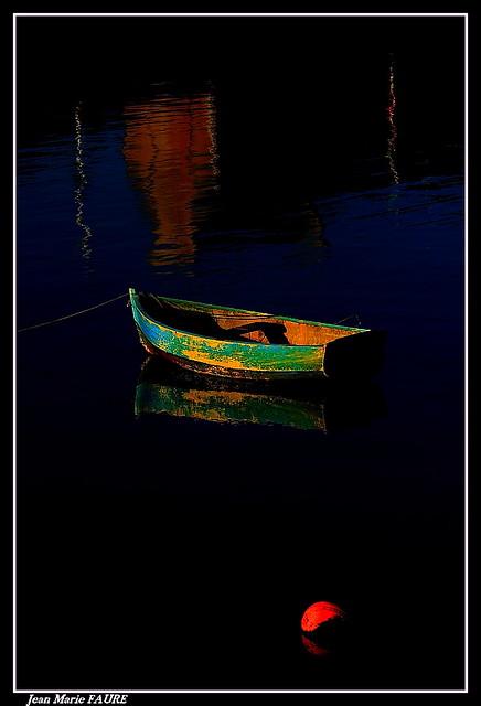 La Barque et la Bouée....