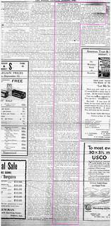 2019-10-20. Mundell, Gazette, 9-14-1923