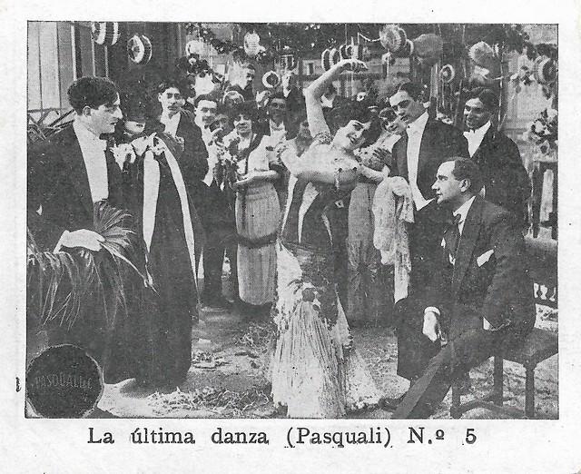 L'ultima danza, Pasquali 1914, 5