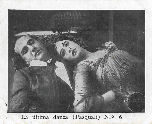 L'ultima danza (1914)