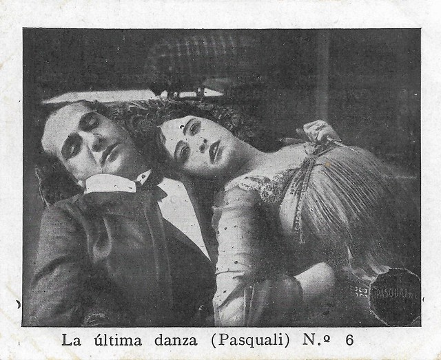 L'ultima danza, Pasquali 1914, 6