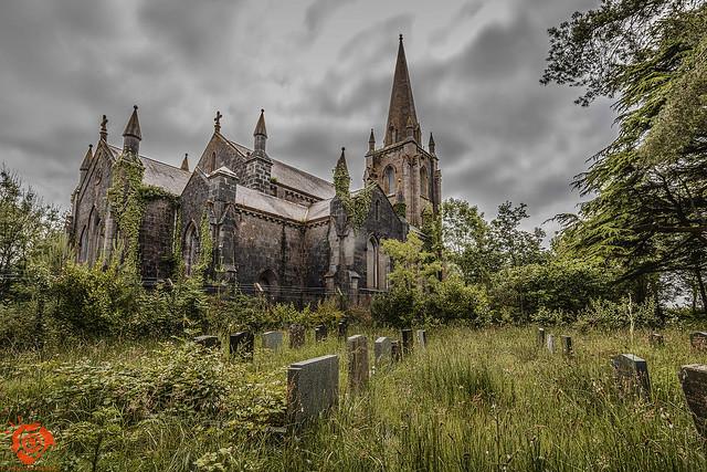 St John's Church Slebech Pembrokeshire