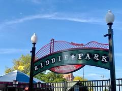 New Kiddie Park Signage