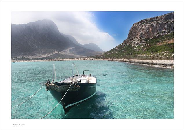 Barque Crétoise