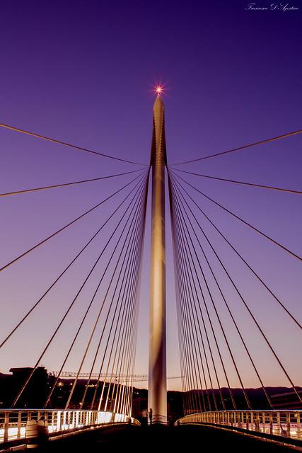 Ponte di Calatrava - Cosenza