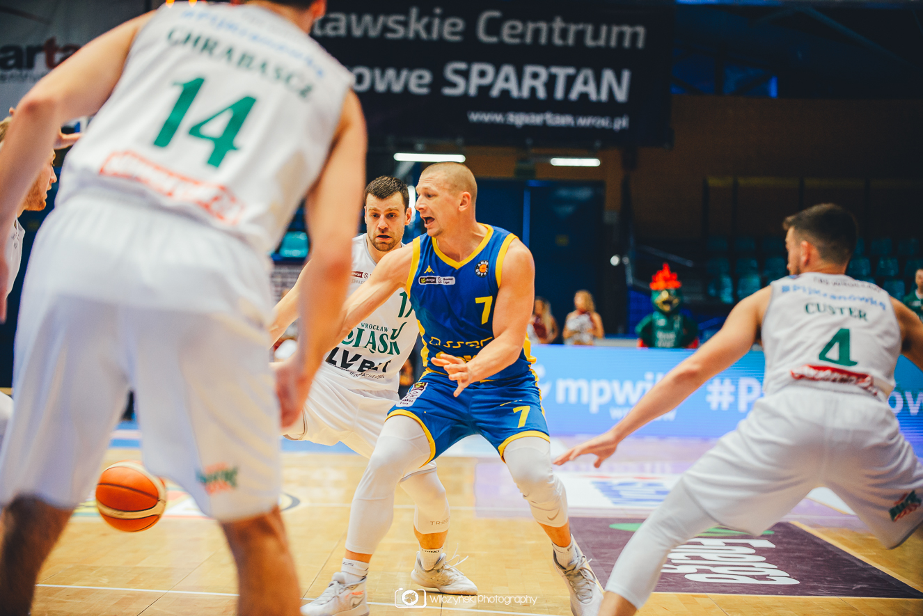 WKS Śląsk Wrocław - Asseco Arka Gdynia