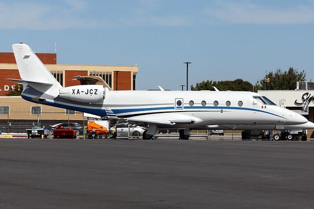 XA-JCZ - Gulfstream 150 - KATL - Sept 2019
