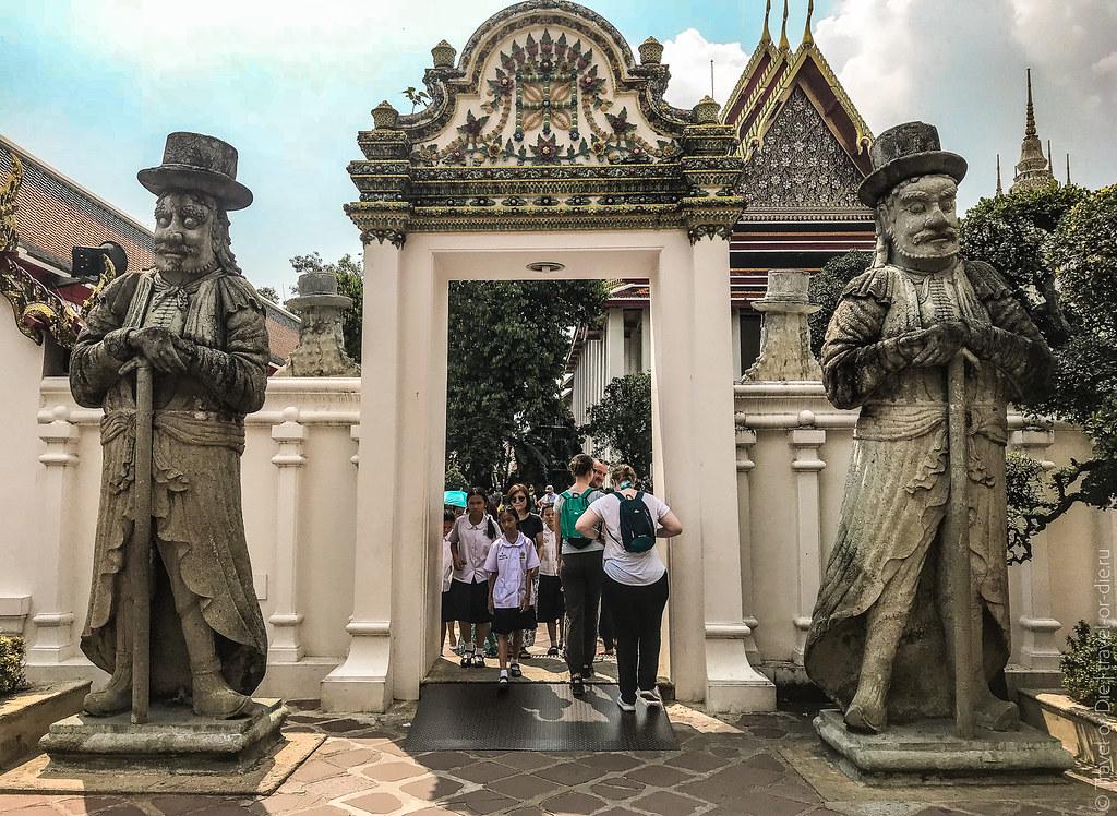 Wat-Pho-Bangkok-Храм-Лежащего-Будды-9121