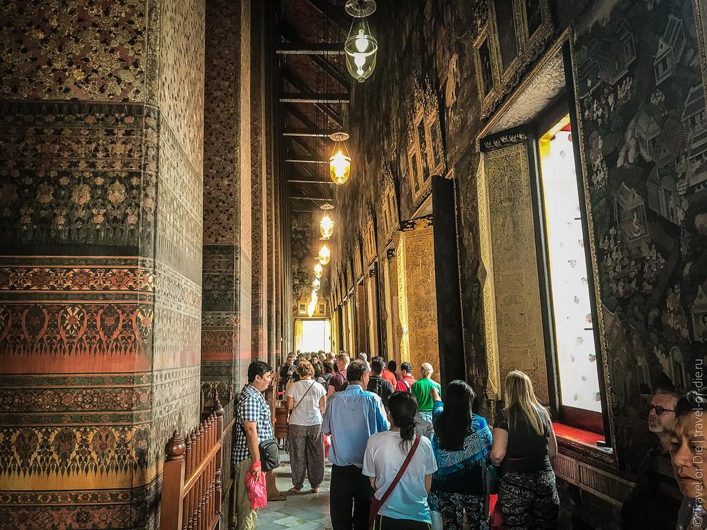Wat-Pho-Bangkok-Храм-Лежащего-Будды-9126