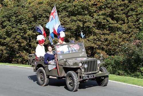 ASL613 Willys Jeep 'Yvette' (1945)