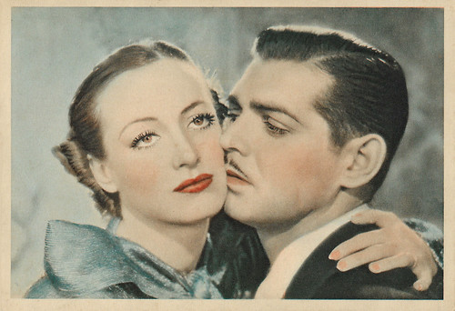 Joan Crawford and Clark Gable in Forsaking All Others (1934)